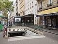 Station métro Ecole-Militaire- IMG 3388.jpg