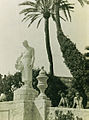 Statue of The tragedy by the sculptor Victor Nicolas.jpg