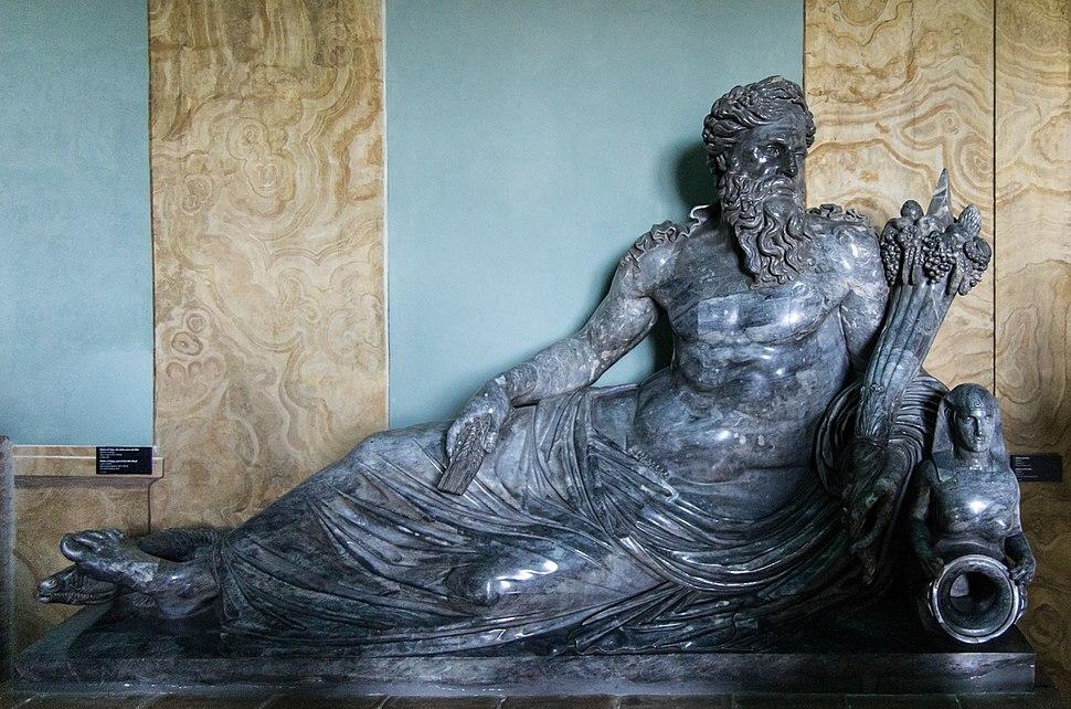 Statue of the Nile recumbent