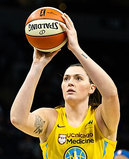 Stefanie Dolson American basketball player