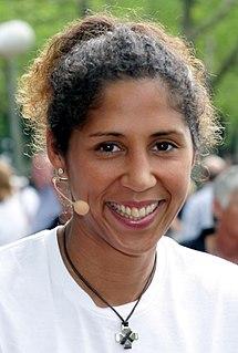 Steffi Jones German football player, executive, and coach