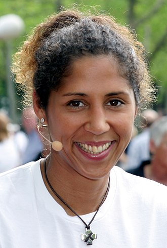 2011 FIFA Women's World Cup - President of Organising Committee, Steffi Jones