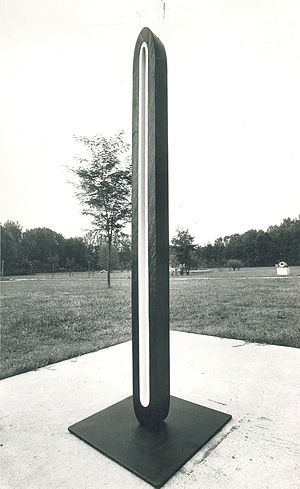 Carla Lavatelli - Stele for a Prayer - San Francisco Museum of Modern Art - 1971