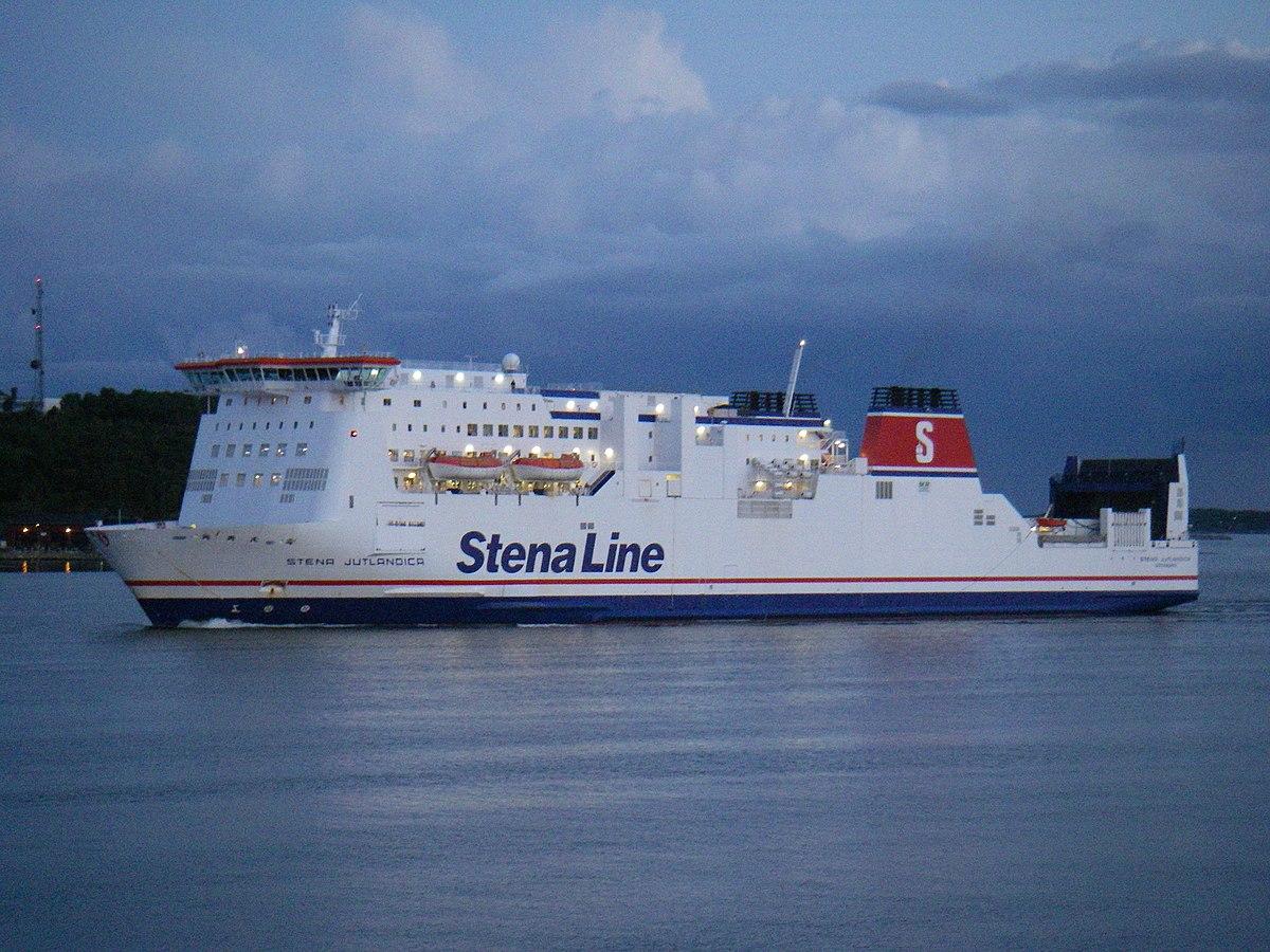 Stena Line Göteborg Erfahrungsbericht