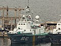 Stenka Class BG-62 Patrol Boat in Odessa 2010.jpg
