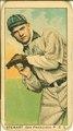 Stewart, San Francisco Team, baseball card portrait LCCN2008677340.tif