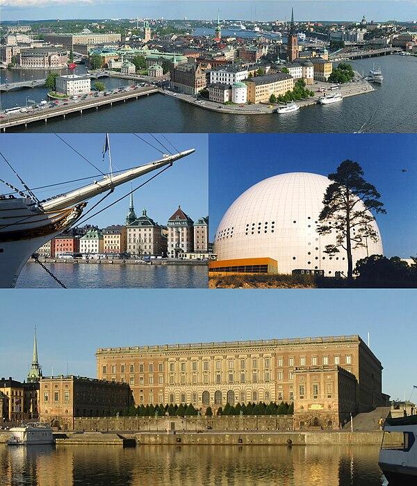 Фотографии Стокгольм: