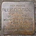 Stolperstein Paul Kuchenbäcker Osloer Straße 7 0105.JPG