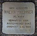 Stolperstein fü Walter Tollinger.JPG