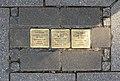 Stolpersteine Krefeld, Verlegestelle Ostwall 48.jpg