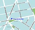 Stonewall Inn in Greenwich Village map. rus.jpg