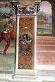 Storie di s. benedetto, 01 sodoma - Come Benedetto lascia la casa paterna e recasi a studio a Roma 05 battesimo di cristo.JPG