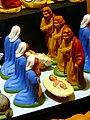Straßburg Weihnachtsmarkt - Die Heilige Familie selbdritt (3153433875).jpg