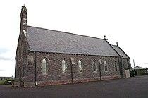 Strade, Co. Mayo, the Roman Catholic Church - geograph.org.uk - 223067.jpg