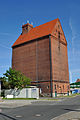 Stralsund, Am Langenkanal, Silo II (2013-07-08), by Klugschnacker in Wikipedia.JPG