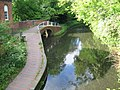 Stratford upon Avon Canal at the Alcester Road - geograph.org.uk - 175050.jpg