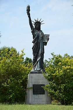 Strengthen the Arm of Liberty Monument-Pine Bluff.jpg