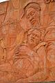 Struggle for Independence - Terracotta Mural - Museum of Independence - Suhrawardy Udyan - Dhaka 2015-05-31 2202.JPG