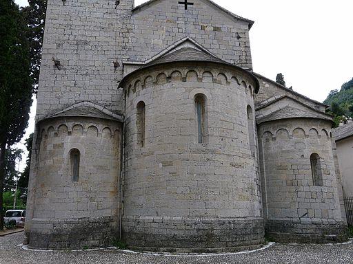 Struppa-chiesa san siro-abside