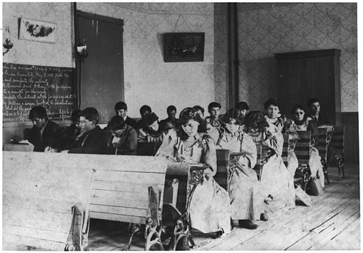 Students in classroom - NARA - 285401