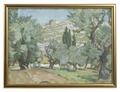 Study from Jerusalem (Anna Boberg) - Nationalmuseum - 20531.tif
