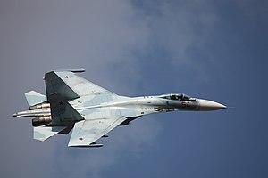 ليبيا تشترى 6 مقاتلات Su-30 من روسيا 300px-Su-27SM3_in_flight%2C_Celebration_of_the_100th_anniversary_of_Russian_Air_Force