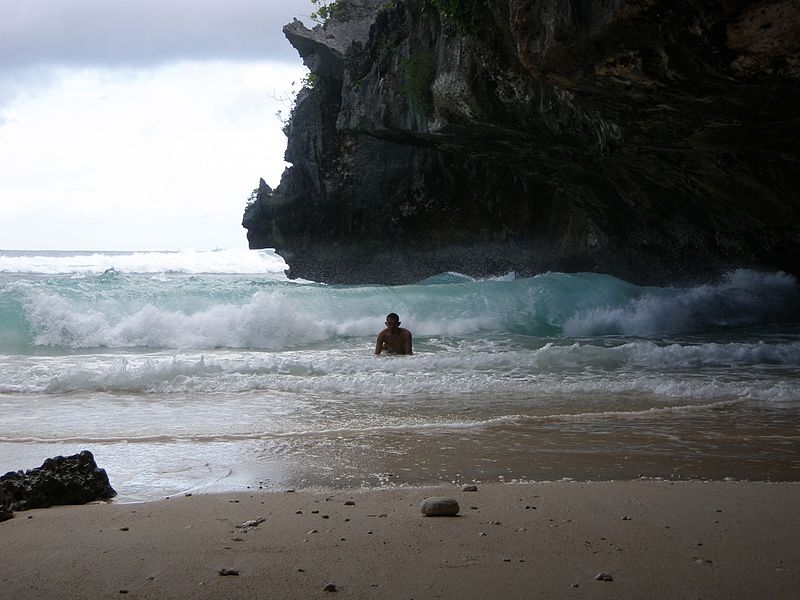File:Suluban Beach, Pecatu, Bali - Indonesia - panoramio.jpg