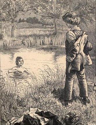 Frederick Walker (painter) - Summer days (1866)