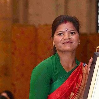 Sunita Devi (mason)