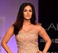 Sunny Leone walks for Archana Kochhar at LFW 2014 (cropped).jpg