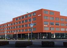 La sede principale della Sunrise a Zurigo.