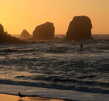 Sunset at Rockaway Beach in Pacifica.jpg