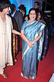 Sushma Swaraj at Esha Deol's wedding reception 10.jpg