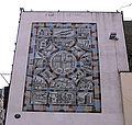 Sutton Heritage Mosaic, Sutton High Street - London..jpg