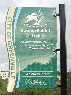 Swamp Rabbit Trail Wikipedia