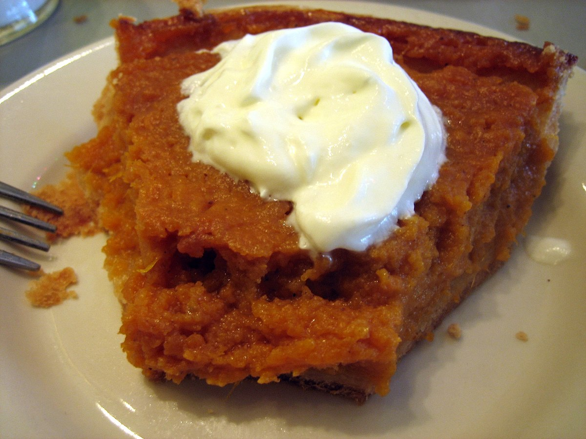 Sweet Potato Pie Recipe Soul Food Photos