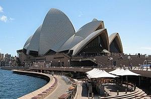 St. James Parish, Cumberland - Image: Sydney Opera House 1 gobeirne