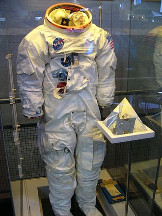 Powerhouse Museum - NASA Space suit