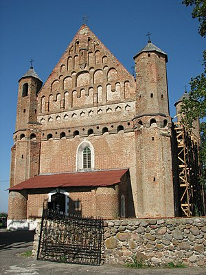 Church of St. Michael, Synkavichy - Image: Synkavichy St Michael Church