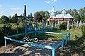 Sytnytsia Brothery Grave of Warriors of UPA (Ukrainian Insurgent Army) 01 (YDS 3441).jpg