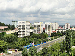 Blocks of flats in Pomorzany