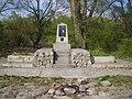 Szovjet emlékmű a Duna partján Medvénél.jpg