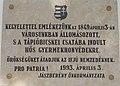 Tápióbicskei csata hős gyermekhonvédei. - Jászberény.JPG