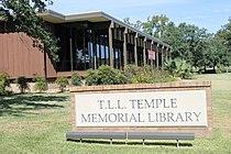 T.L.L. Temple Memorial Library, Diboll, TX IMG 3908.JPG