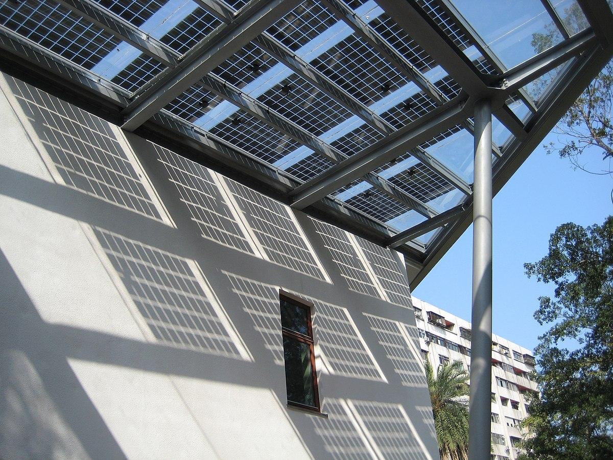 Fotovoltaico Architettonicamente Integrato Wikipedia