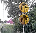 Tank weight limit in New-Dersum, Lower-Saxony.jpg
