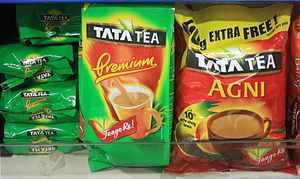 Tata Group - Packages of Tata Tea