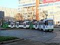 Tatra KT4DtM 140+141, tram line 12, Szczecin, 2020.jpg