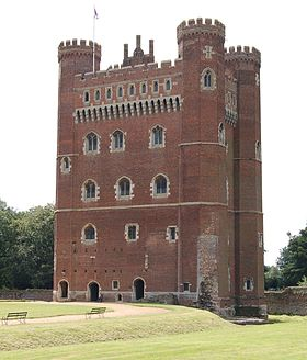 Image illustrative de l'article Château de Tattershall