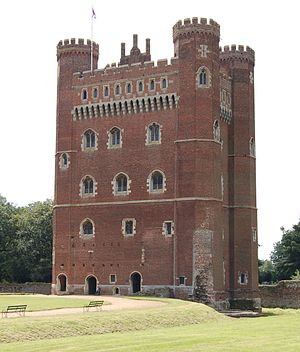 Tattershall - The Castle Grand Tower